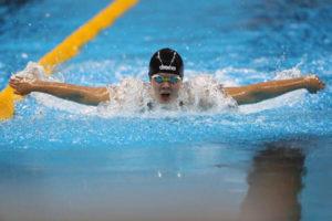 De paralympische zwemmers blijven trainen in Amersfoort